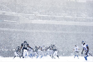 The Impact of Weather on NFL Point Scoring