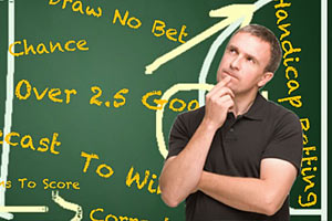 Strategy of the Gambling Against Bookmakers