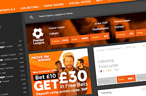 Bookmaker Review: 888 Sport