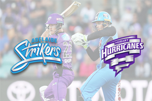 Adelaide Strikers vs Hobart Hurricanes Match Prediction: who will get the glasses?| Odds2win.bet