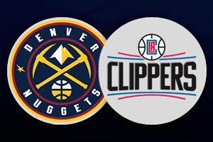 Denver vs Clippers: another victory for the sailboats?