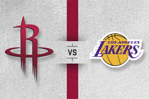 Houston vs Lakers: Will Michael D'Anthony's boys hold up?