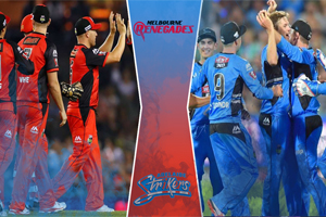 Melbourne Renegades vs Adelaide Strikers Match Prediction: what to put on?| Odds2win.bet