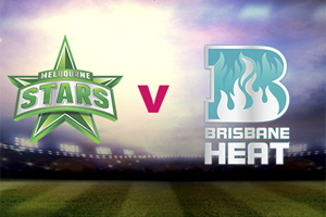 Melbourne Stars vs Brisbane Heat Match Prediction: who is the favorite of the game?| Odds2win.bet