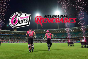 Sydney Sixers vs Melbourne Renegades Match Prediction: what to put on?| Odds2win.bet